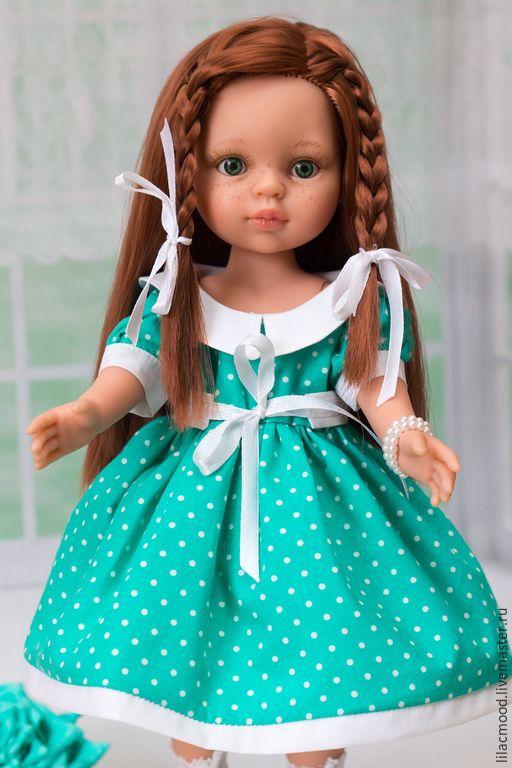 Платья для больших кукол своими руками 66