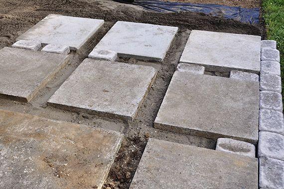 Watch How to Pour a Concrete Patio video