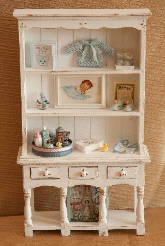 Vintage, Dollhouse Miniature 1:12 scale