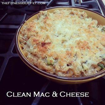 clean eats: mac n cheese | Yummy for the Tummy