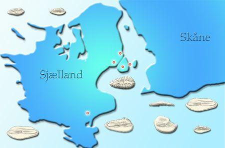 Sjælland Island Denmark