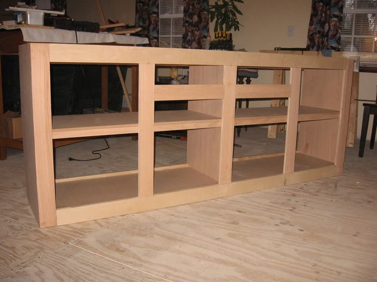Photobucket kitchen storage ideas pinterest for Building kitchen cabinets