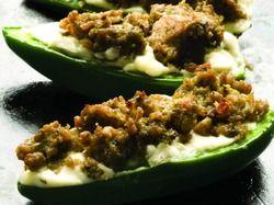 Chorizo Stuffed Jalapeños | Serious Eats : Recipes
