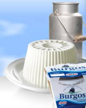 Queso de Burgos (Ser Burgos)