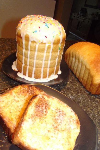 Paska – Russian Mennonite Easter Bread   Recipes to try   Pinterest