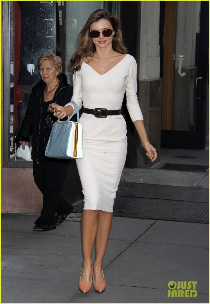 Miranda Kerr: 'Vogue' Office Visit!