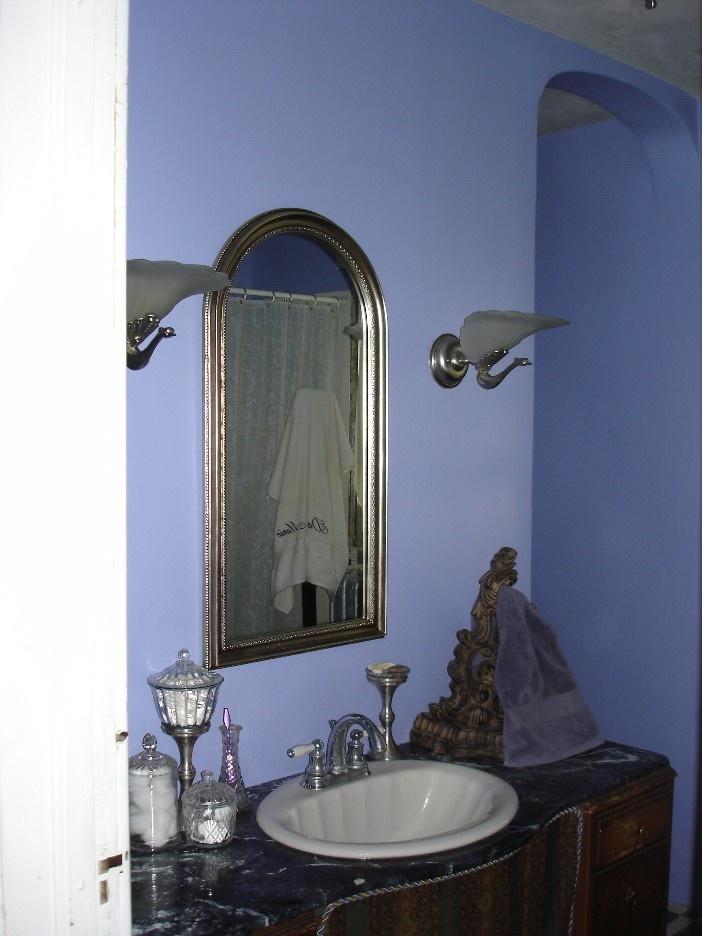 Pin By Allie Jera On Periwinkle Bathroom Pinterest