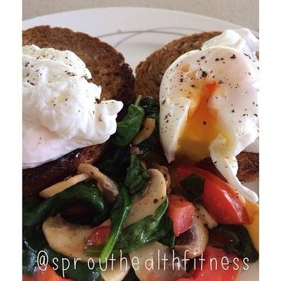 The Perfect Poach. | SPROUT Health & Fitness | Pinterest