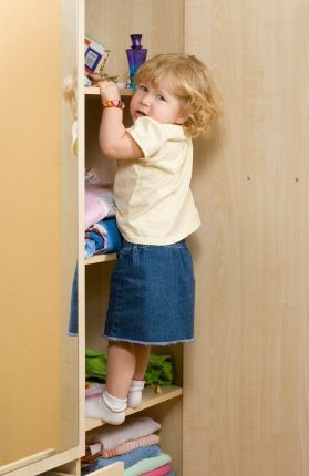 Furniture Tip-Over: Tips to Prevent an Accident at #Home | CSN Blog #child #safety