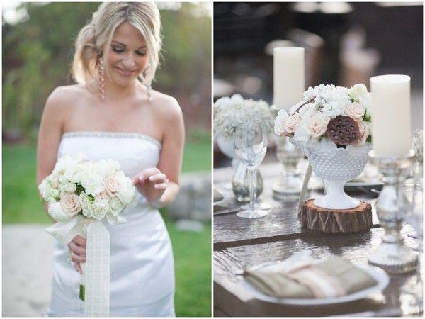 Winter Backyard Wedding Ideas : Outdoor Winter Wedding Theme Ideas  Wedding Dreams  Pinterest