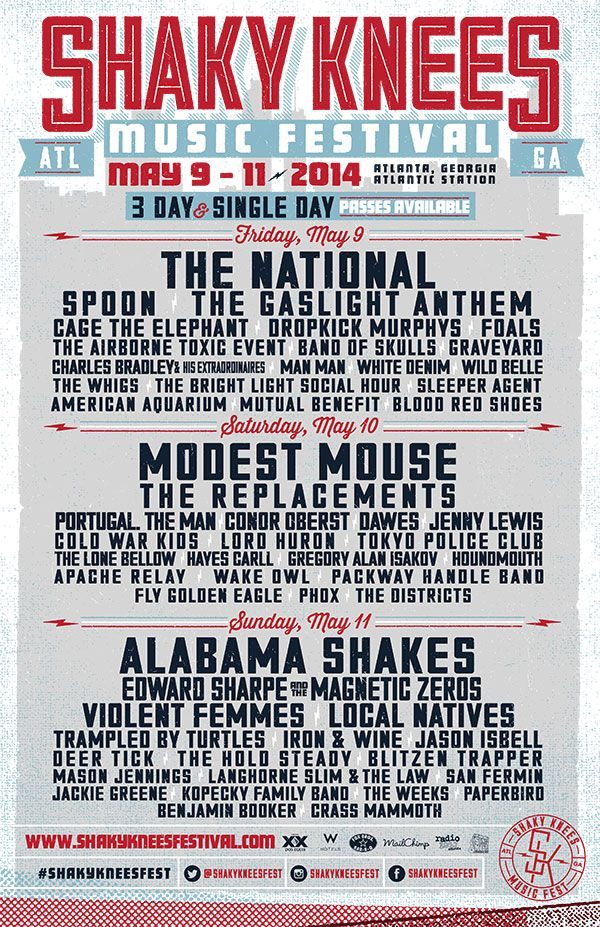 music festivals on memorial day weekend