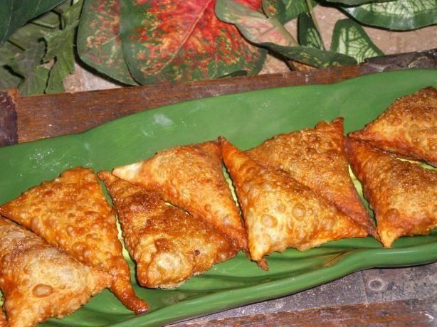 Sambusa- Saudi Arabia I can't say how many of these I ate while ...