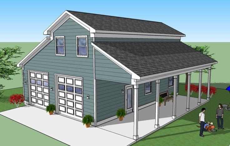 Pin by janae johnson on houses pinterest for Garage with apartment plans ontario