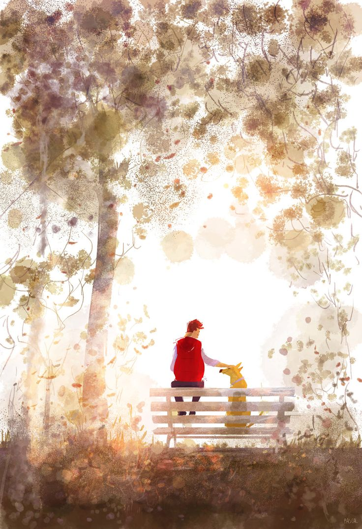 If only you could talk.... #pascalcampionart