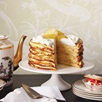 MEYER LEMON CREPE CAKE by ROBERT TRACHTENBERG
