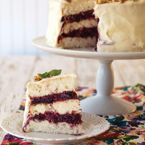 Lane Cake | Recipes - Desserts - Cake | Pinterest