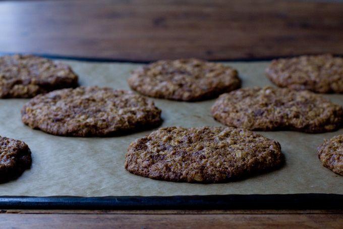 Whole Wheat Oatmeal Chocolate Chip Cookies | Recipe