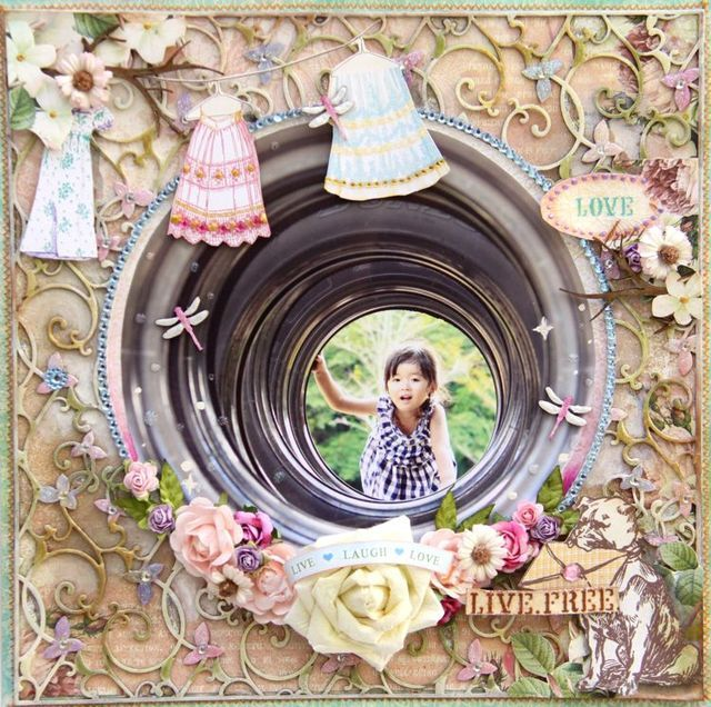 Amazing! | scrapbook pages and layouts | Pinterest