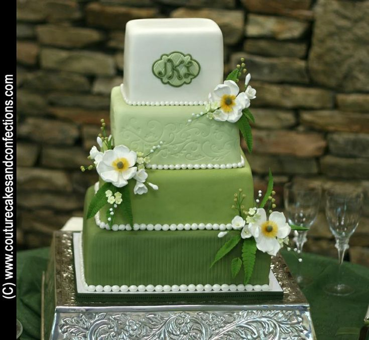 by Couture Cakes & Confections by A Bountiful Harvest