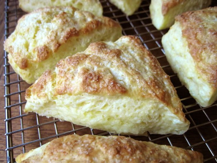 Buttermilk Scones | baking and sweets | Pinterest