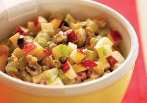 Candy Bar Caramel Apple Salad | Healthy Foods | Pinterest