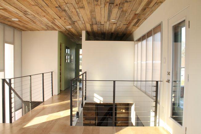 Basement ceiling room ideas pinterest for Pinterest ceiling ideas