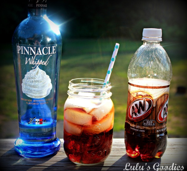 Root Beer Float Cocktail   Recipes   Pinterest