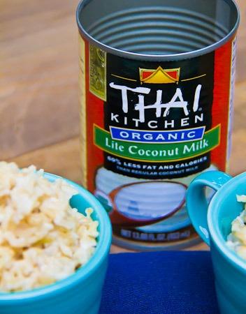 Brown jasmine coconut rice | Favorite Recipes | Pinterest