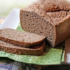 Ryeless Rye Bread (via foodily.com) | Gluten free and Paleo | Pintere ...