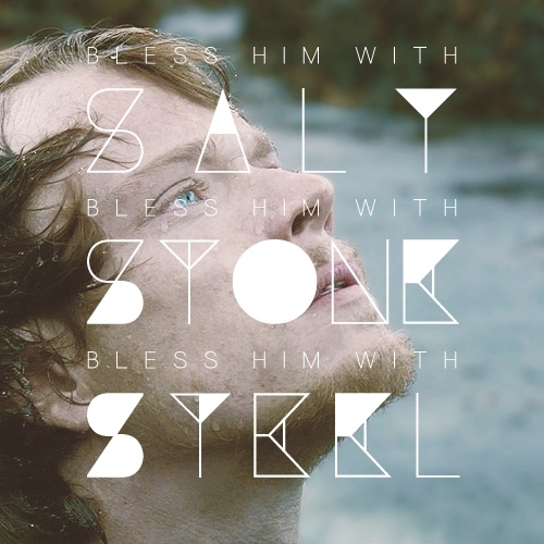 Theon Greyjoy-What is dead may never die.