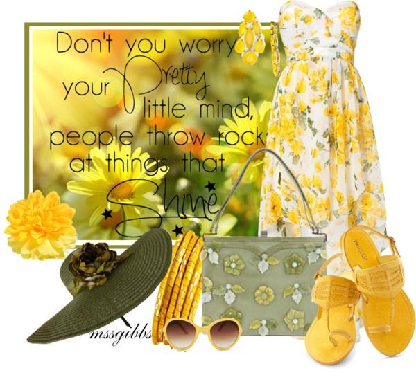 Cute Backyard Party Outfits : Cute garden party dress  Womens Fashion  Pinterest