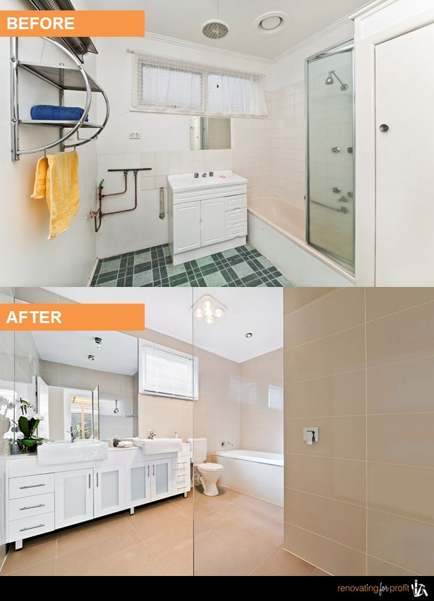 Barber Reno : bathroom #renovation See more exciting projects at: www ...