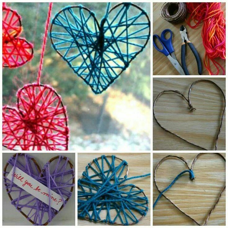 Yarn Crafts : Yarn Crafts