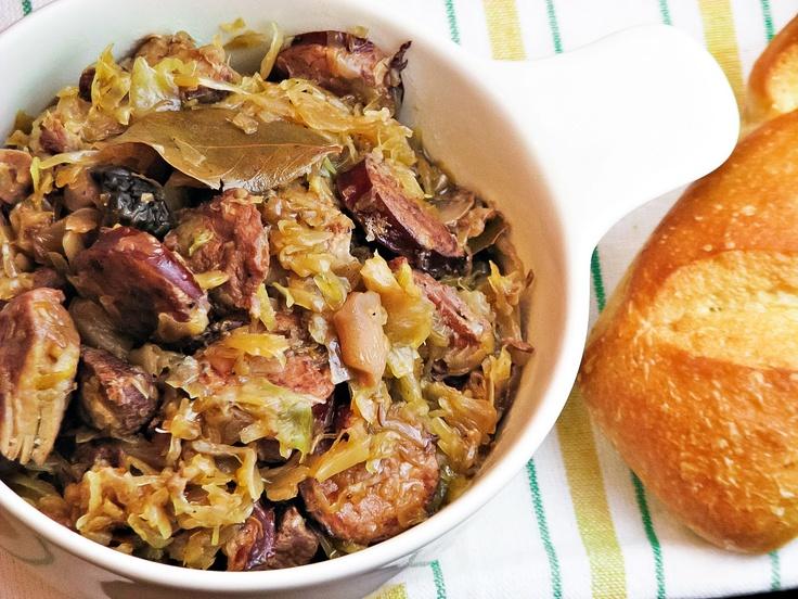 Hunter's Stew (Bigos) Recipe — Dishmaps
