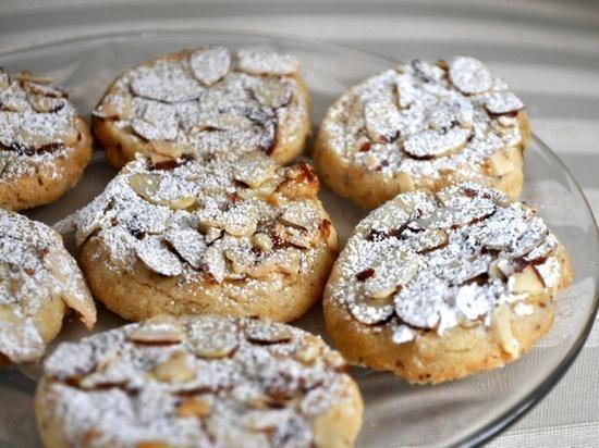 Italian Almond and Blood Orange Cookies | Cookies | Pinterest