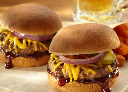BBQ Beef Sliders | Sandwiches, Burgers & Wraps | Pinterest