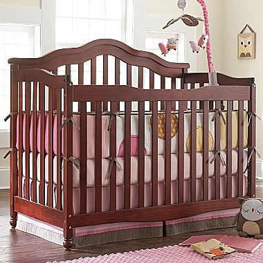 Rockland Caden Conv Crib Jcpenney All About Luke