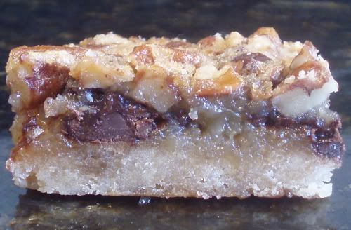 Quick and Easy Pecan Pie Bars | Brownies & Bars | Pinterest