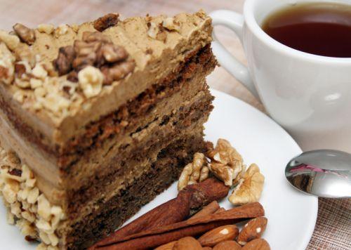 Coffee & Walnut Cake | Recipes to Try | Pinterest
