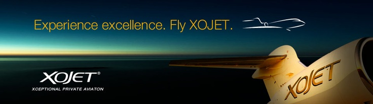 XOJet Xceptional Private Aviation