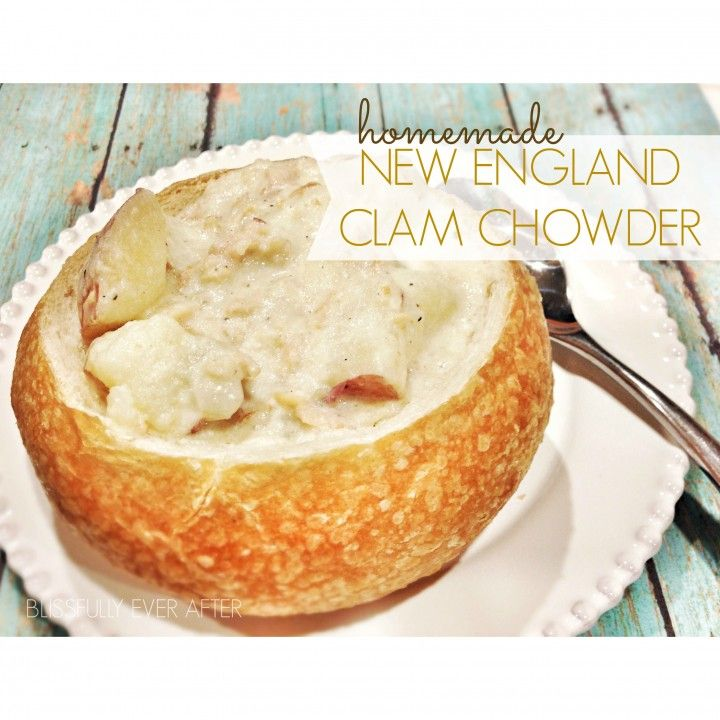 clam chowder easy new england clam chowder recipe key ingredient new ...