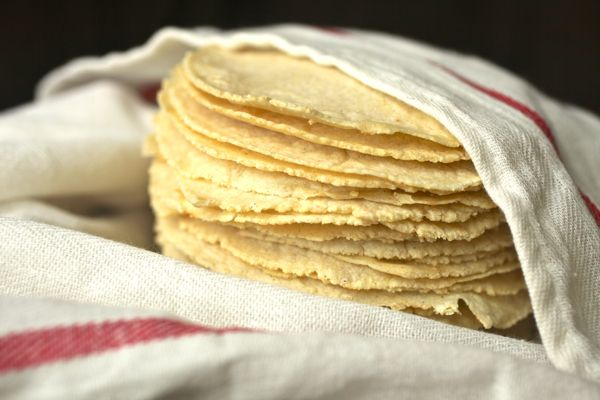 Fresh corn tortillas | Recipes - Mexican Food | Pinterest