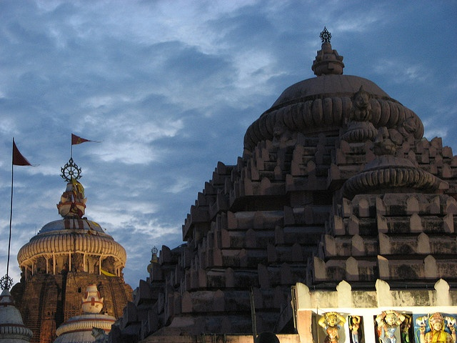conservation work in Jagannath Temple :: ASI