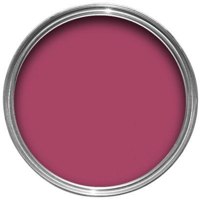 crown mouldguard matt kitchen bathroom paint del pink 2 5l