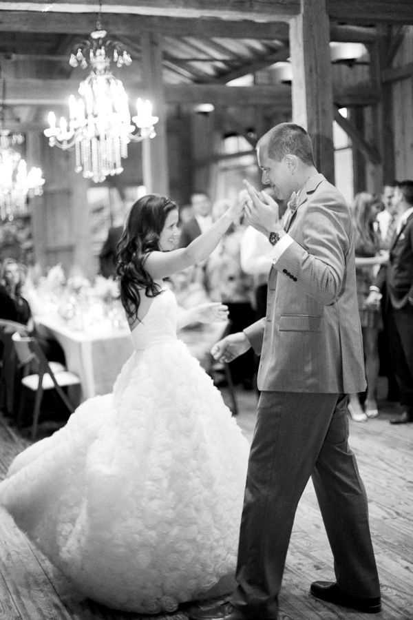 First dance | Photo by Laura Murray