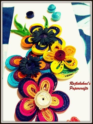 Handmade Quilling Frame | My Quilling Crafts | Pinterest