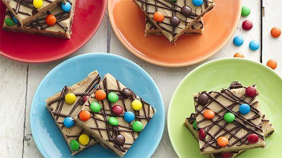 Recipe: Gluten-Free Peanut Butter Chocolate Chip Cookie Bars