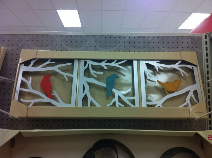 Metal Bird Wall Decor Target : Bird metal wall art target for the home