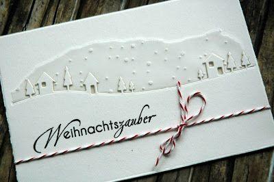 paperwitch: Ganz in weiß....