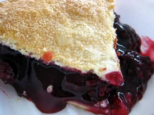 Image result for boysenberry pie